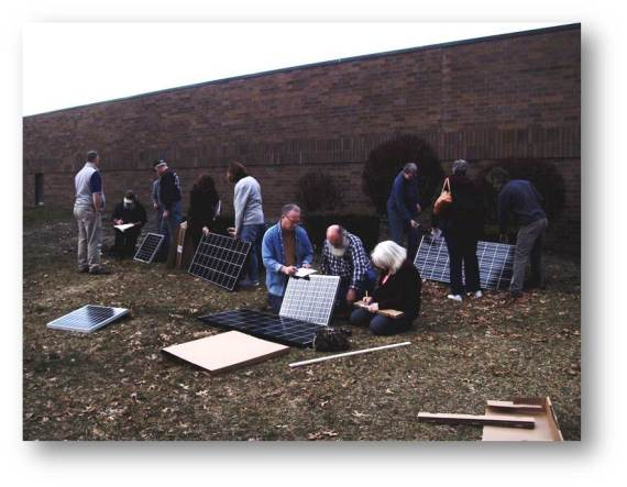 PV Solar Workshop
